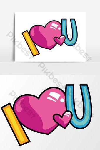 لطيف الكرتون أحبك عناصر ناقلات القلب الخوخ صور Png Ai تحميل مجاني Pikbest Cute Love Peace Gesture Cute