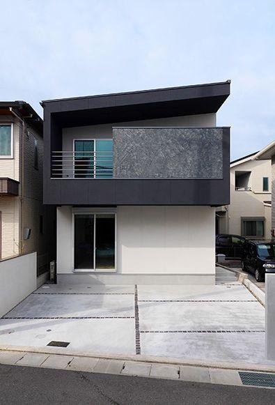外観 Facade おしゃれまとめの人気アイデア Pinterest タイコーアーキテクト 大阪で建てる注文住宅 家 外観 塔の家 パッシブデザイン