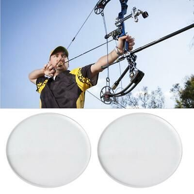 6//8Times Sight Magnifying Glass Lens Compound Bow Archery Outdoor Sport