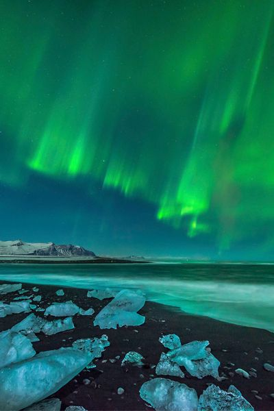 Plan a trip to see Aurora Borealis. Here are the top 10 places to see the Northern Lights.