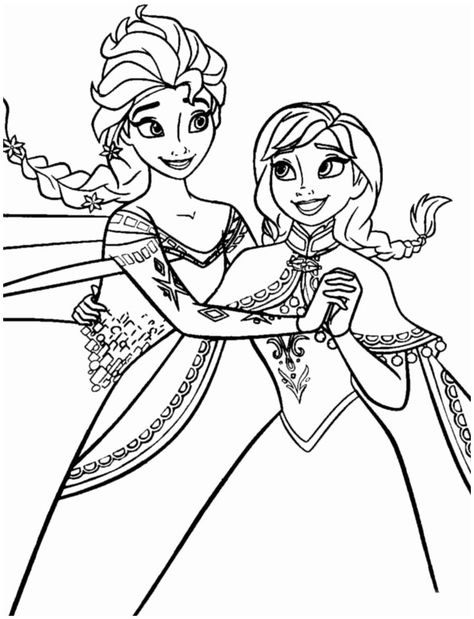 Pin Von Malvorlagen Auf Druckfertig Elsa Ausmalbilder Zum