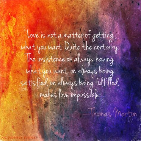 quote from Thomas Merton