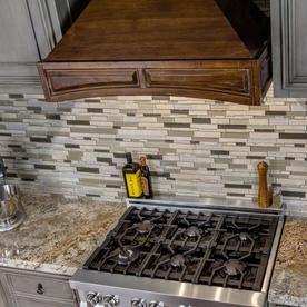 Zline Kitchen Bath 48 In Ducted Wall Mounted Range Hood Lowes Com Range Hood Kitchen And Bath Wooden Range Hood