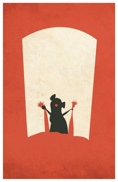 Disney Pixar movie poster - Ratatouille