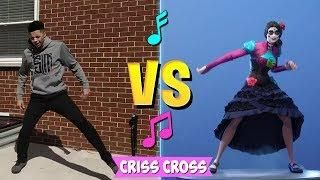 All New Fortnite Dances In Real Life Criss Cross Tai Chi Busy Howl Jugglin Tai Chi Dance Real Life