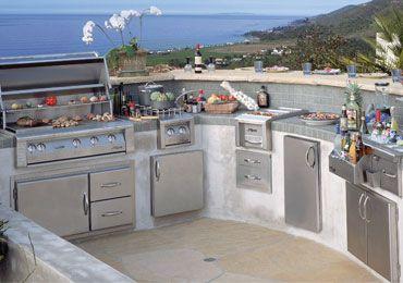 Outdoor Kitchen Zone Planning Outdoor Kitchen Design Outdoor Kitchen Plans