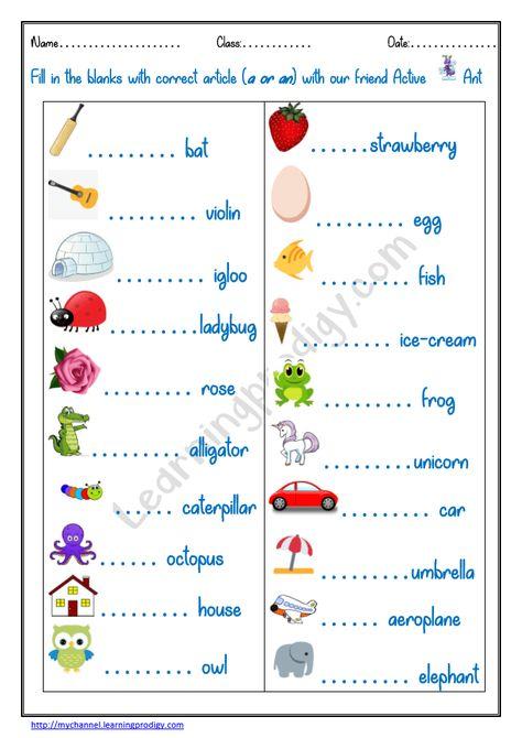 English-K   LearningProdigy