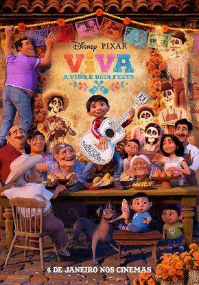 Viva A Vida E Uma Festa Em 2020 Filmes Pixar