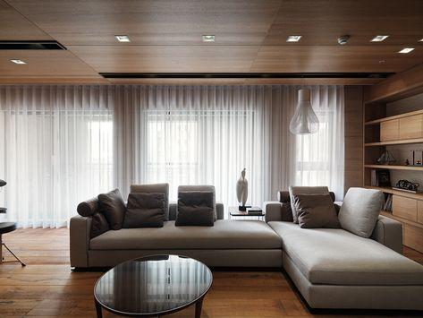 IW_Lin's House/新店林宅 on Behance
