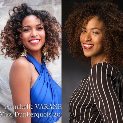 Candidate Au Titre De Miss Nord Pas De Calais 2018 Pour Miss France Miss Dunkerquois 2018 Annabelle Varane Miss Dunkerq Cheveux Raphael Varane Titre