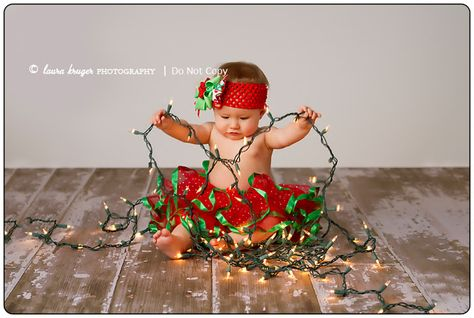 Girl/'s Infants Toddlers Merry Christmas Green With Santa and Reindeer Peasant Dress Christmas Cards Family Picutres Photo Shoot