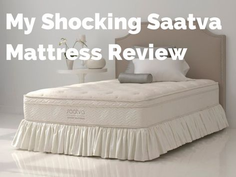 My Saatva Mattress Review Mattresses Reviews Matress