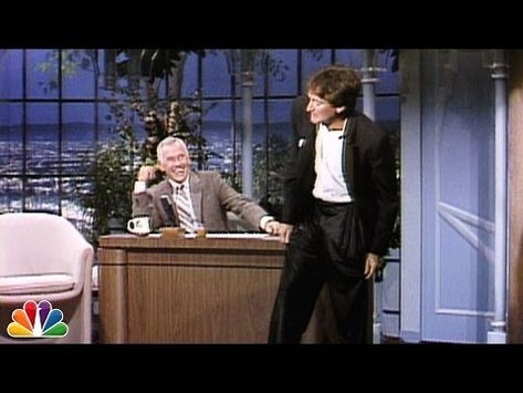 ▶ Jimmy Pays Tribute to Robin Williams - #YouTube