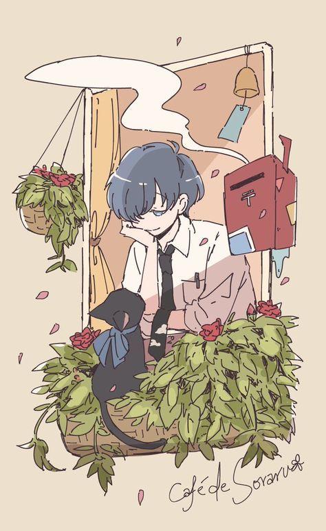 52 Ideas Cats Anime Aesthetic Character Art Aesthetic Art Anime Art