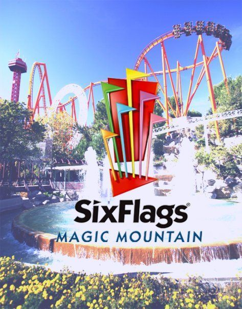 Went To Six Flags With Mst I Was In A Group With Madison Naomi And Lizzie Ms Frances Bought Us A Flash P Six Flags Kids Vacation Magic Mountain California