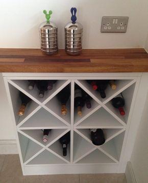 8 Creative Ideas For Making Your Own Diy Wine Rack Decor Snob Homemade Wine Rack Wine Rack Plans Wooden Wine Rack