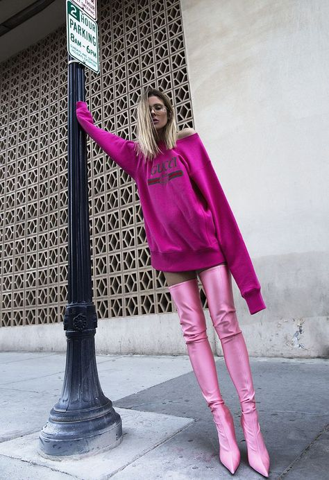 Native Fox: Knife - Gucci Boots - Ideas of Gucci Boots - Native Fox Jennifer Grace : Knife Photo Balenciaga Gucci