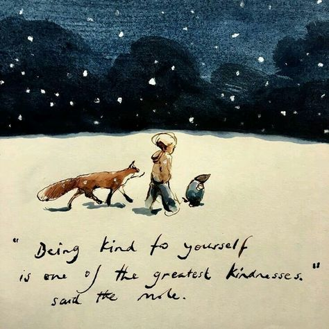 ❤️Be Kind to Yourself❤️
