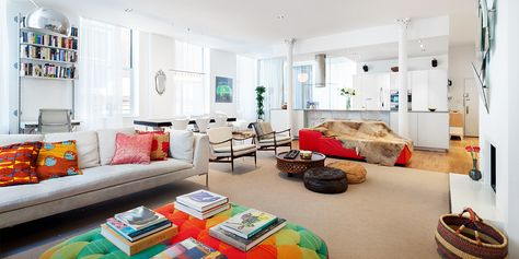 This Designer Gives Loft Living A Family-Friendly Upgrade