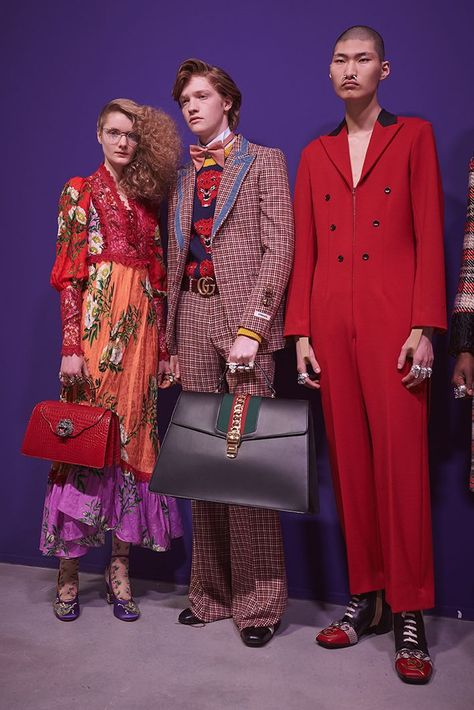 5 Gucci Fashion Editorials And Our Pick Of Inspirational Design Pieces