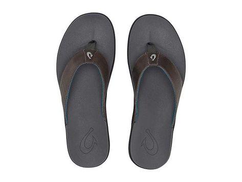 Kenkoh Spirit Black Massage Sandal