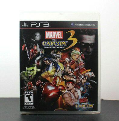 Marvel Vs Capcom 3 Fate Of Two Worlds Playstation 3 Marvel Movies Avengers Marvel Vs Marvel Vs Capcom Ultimate Marvel