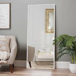 Lotte Modern Contemporary Full Length Mirror Contemporary Full Length Mirrors Bedroom Mirror Floor Length Mirror