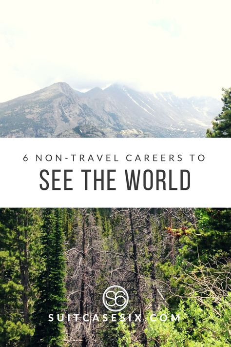 Top Unexpected Travel Careers