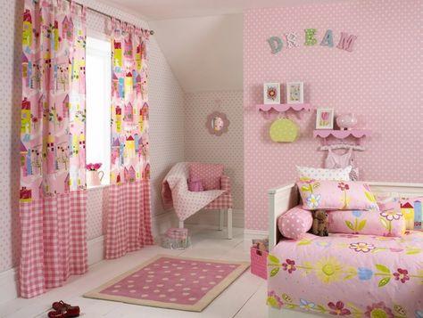 Couleur chambre enfant et idées de décoration | chambre fille