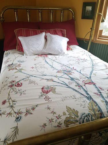 Pottery Barn Toile King Duvet Cover Duvet Covers Luxury Bedding
