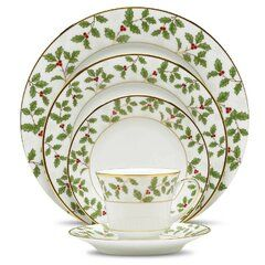 Christmas Tableware Linens Sale You Ll Love In 2019 Wayfair Christmas Dinnerware Christmas Dinnerware Sets Dinnerware Sets