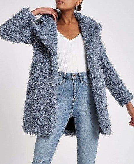 Curly Faux Fur Coats Women Womens Faux Fur Coat Affordable Clothing Websites Fur Coats Women