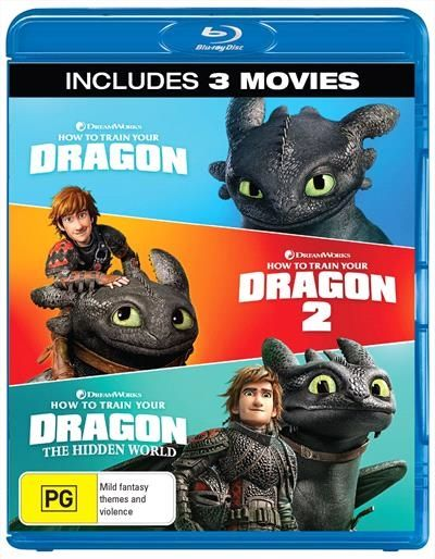 How To Train Your Dragon How To Train Your Dragon 2 How To Train Your Dragon The Hidden World How Train Your Dragon How To Train Your Dragon Movie Collection