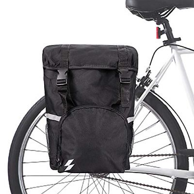 Details About Allnice Trunk Bag 15l Bicycle Panniers Pack Cycling