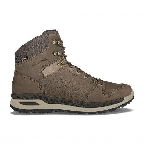 lekker goedkoop geweldige prijzen ontmoeten Lowa Locarno GTX Mid 310810 bergschoenen heren brown ...