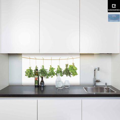 Küchenrückwand Aus Glas Von Eurographics | Küche | Pinterest