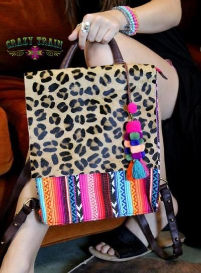 c358f96023ac Crazy Train Bonita Backpack | New Hats, purses, wallets,scarves ...