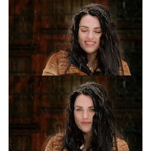 A Princess For Christmas, starring Katie McGrath | Merlin ...