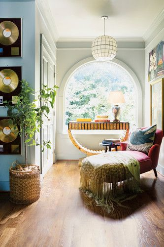 Nashville Tennessee Bohemian Home Louisa Pierce Design With