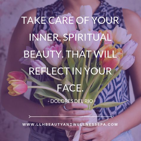 inner beauty reflects outer beauty  wellness quotes