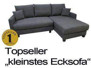Kleinstes Ecksofa Mit Schlaffunktion Und Bettkasten Sofa
