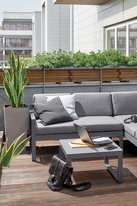 Leroymerlin Leroymerlinpolska Dlabohaterowdomu Domoweinspiracje Taras Balkon Mebleogrodowe Roslin Outdoor Sectional Sofa Outdoor Sofa Outdoor Sectional