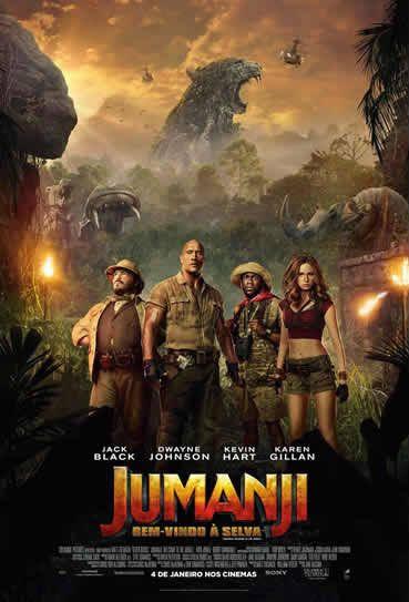 Assistir Filme Jumanji Bem Vindo A Selva Dublado 2017 Com