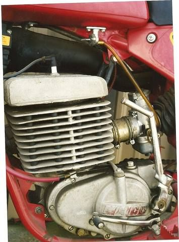 1980ish The Maico 760cc Single Cylinder Two Stroke Engine The Precursor To The Modern Version Used By Atk Motores Motos Precursores
