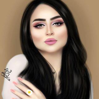 مصطفى الجاف رسام رقمي Mostafa Jaf Fotos Y Videos De Instagram Beautiful Girl Drawing Art Girl Girl Drawing