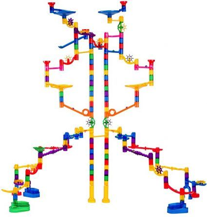 1 Marble Genius Marble Run Extreme Set Marble Run Glass Marbles Marble