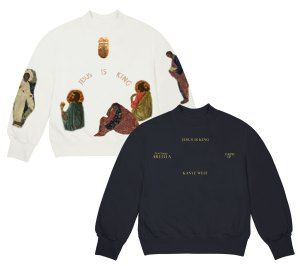 Kanye Drops Cool New Jesus Is King Merch Kanye King Shirt Merch