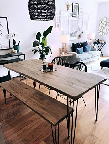 The Umbuz Reclaimed Wood Dining Table Online Shopping In 2020