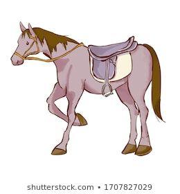 Maoetteの写真素材 画像素材ポートフォリオ Shutterstock 馬のイラスト イラスト 馬