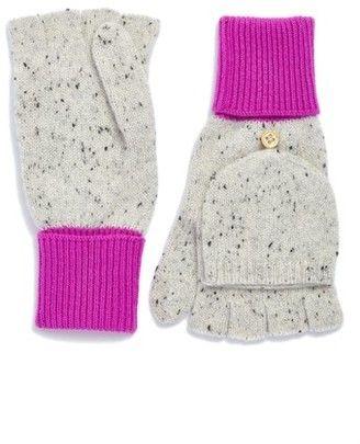 3ae659de476 Shop J.Crew Women's Glitten Cashmere Gloves on ShopStyle.com ...